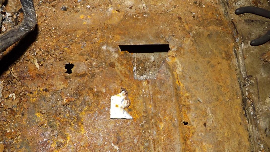 Floorpan Rust Repair - Page 2 - SaturnFans com Forums